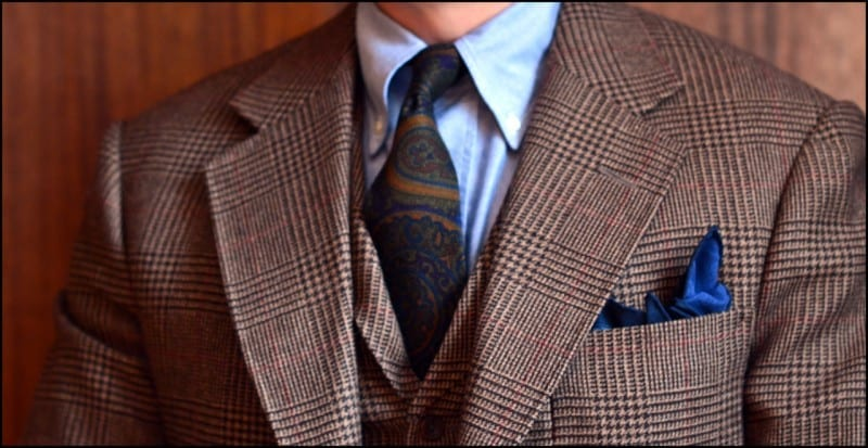 Bespoke Suit Jacket LL Best of both for Voxsartoria 6