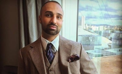 paulie malignaggi ambassador steed bespoke suits